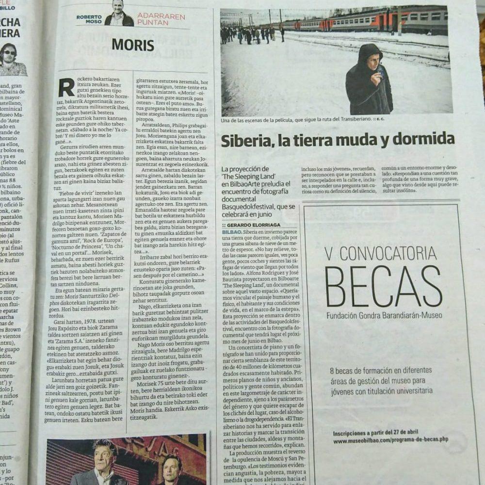 El Correo 23 04 18