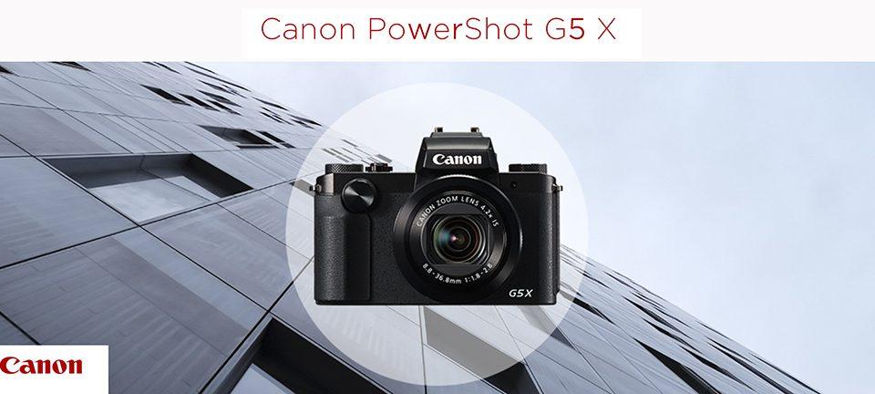 Ganador del sorteo Canon